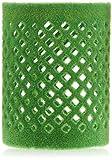 Efalock Professional Metallwickler beflockt, 50 mm, grün, 1er Pack, (1 x 12 Stück)