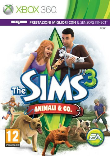 The Sims 3 Animali & Co - Limited Edition [Importación italiana]