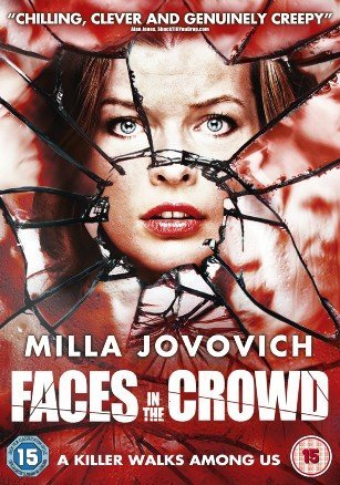 Faces In The Crowd [DVD] by Milla Jovovich