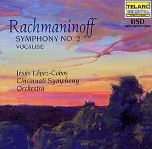 Symphony N.2 , Vocalise [Import anglais]
