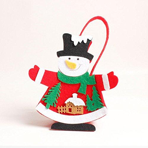 Lustige Santa Outfit - Tutoy Weihnachtsgeschenk Verpackung Geschenk Box