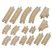 TOMY Chuggington Wooden Railway Track Packs