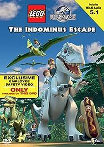 Lego Jurassic World Indominus Escape