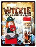 Produktbild von Cartronic 11422 - Wickie - Seifenblasen - Drückfigur