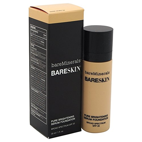 bareMinerals Bareskin Pure Brightening Serum Foundation SPF20 - PA+++ 30ml 04 - Bare Ivory