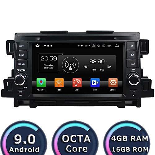 Indash Android 9.0 Auto GPS Navigation Für Mazda CX-5 2011 2012 2013 2014 2015 2016 3G 7 Zoll WiFi Spiegel Link RDS FM AM Bluetooth AUX Multimedia Audio Video