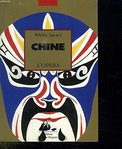 Chine, l'opéra