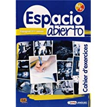 Espacio Abierto Niveau 2 Cahier d'exercices
