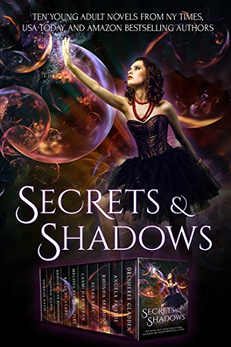 ebook: Secrets & Shadows: Paranormal Romance, Urban Fantasy, and Science Fiction Collection (B01M9HJQBM)
