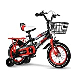 FINLR-Kinderfahrräder Mädchen Jungs Kinder Kinderfahrrad 3 Farben In Größe 12