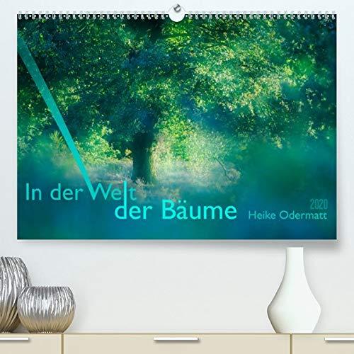 In der Welt der Bäume(Premium, hochwertiger DIN A2 Wandkalender 2020, Kunstdruck in Hochglanz): Bäume, unsere wunderbaren Weggenossen. (Monatskalender, 14 Seiten ) (CALVENDO Natur) -