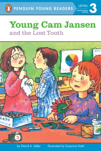 Young Cam Jansen and the Lost Tooth (English Edition)