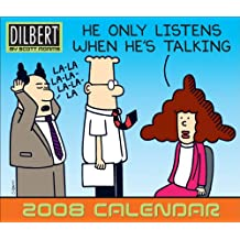 Dilbert 2008 Day-To-Day Calendar