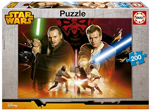 Educa 16165 - Puzzle - Star Wars, 200-Teilig Star Wars Puzzle-educa