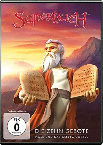Superbuch: Die zehn Gebote - Mose und das Gesetz Gottes