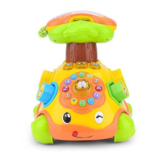 FEI Babyspielzeug Frühe Bildung 3Monate Olds Baby Spielzeug Baby Multifunktions-Box für Kinder & Kinder Jungen und Mädchen Frühe Erziehung