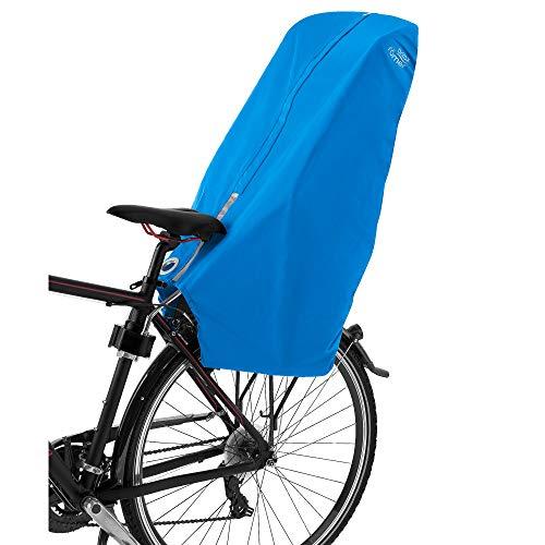 Britax Römer Regenponcho Jockey Comfort, Regenschutz blau