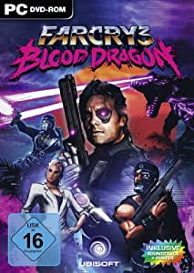 Far Cry 3 - Blood Dragon [Edizione: Germania]