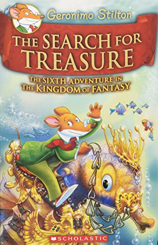 Geronimo Stilton And The Kingdom Of Fantasy 6 (Geronimo Stilton: The Kingdom of Fantasy)