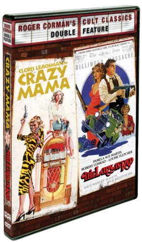 Lady In Red / Crazy Mama (Roger Corman's Cult Classics) by Cloris Leachman (Film In Lady Red)
