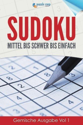 sudoku-mittel-bis-schwer-bis-einfach-gemische-ausgabe-vol-1