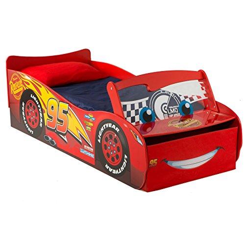 Disney Cars Lightning McQueen - Bett für Kleinkinder mit ()