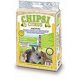 Chipsi Einstreu Citrus 60 ltr., Späne, Holzspäne