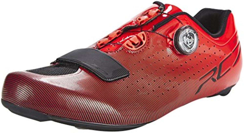 Shimano SH-RC7 - Zapatillas - Wide Rojo/Negro Talla del Calzado 43 2018  -