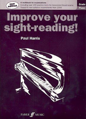 Improve your Sight-Reading! Piano Grade 4 (2009 Edition), Paul Harris