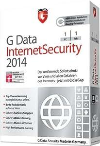 G Data Internet Security 2014 - 1 PC