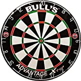 BULL'S Advantage Xtra Bristle Dartboard
