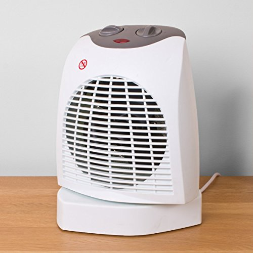 51BqhIDMngL. SS500  - Silentnight 38420 Fan Heater, 2000 W