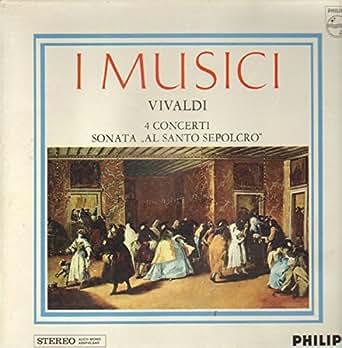 4 Concerti, Sonata ' Al Santo Sepolcro'