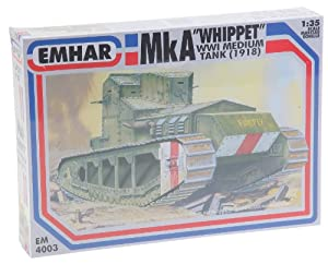 Emhar - Maqueta de tanque (EM4003)