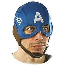 Captain America Retro Maske aus Stoff