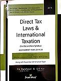 Direct Tax Law & International Taxation