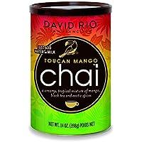 David Rio Chai Mix Toucan Mango, 14 Ounce FlavorName: Toucan Mango Size: 14 Ounce