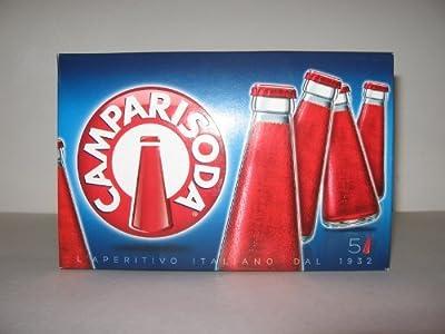 Campari Soda 10 x 98 ml Aperitif Camparisoda