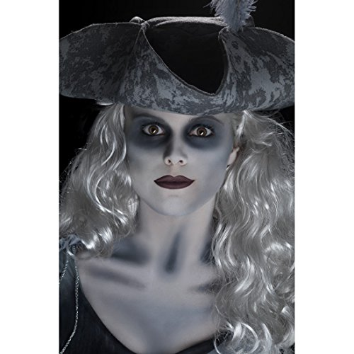 inke Ghost Makeup Geist Make Up Set Geister Piraten Schminke Karnevalskostüme Zubehör Halloween Kosmetik Pirat Schminkset ()