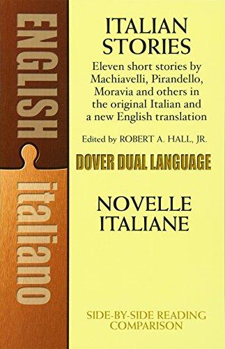 Italian Stories (Dover Dual Language Italian)