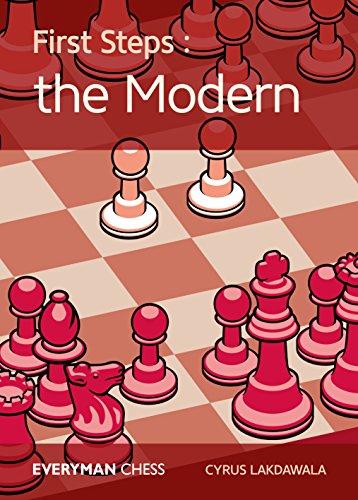 First Steps: The Modern (English Edition) por Cyrus Lakdawala