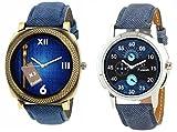 x5 Fusion combo of Men's watch BRASS CAS...