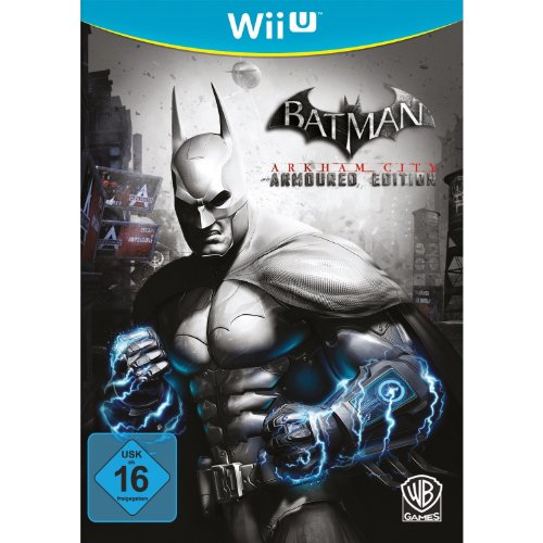 Batman: Arkham City - Armoured Edition [Importación alemana]