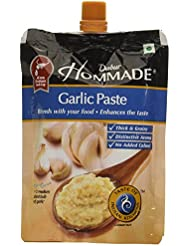 Dabur Hommade Garlic Paste, Pouch, 200g