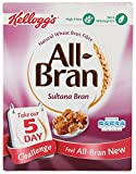 #9: Kellogg's Natural Wheat Sultana Bran Flakes Cereal, 500g