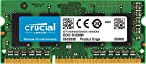 Crucial CT51264BF160B 4Go (DDR3L, 1600 MT/s, PC3L-12800, SODIMM, 204-Pin) Mémoire