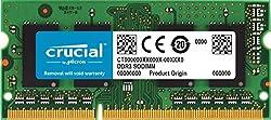 Crucial Ct51264bf160b 4gb Speicher (Ddr3l, 1600 Mts, Pc3l-12800, Sodimm, 204-pin)