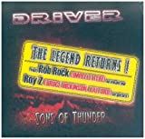 Songtexte von Driver - Sons of Thunder
