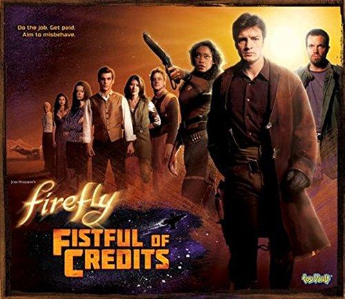 Toy Vault TYV23008 - Brettspiele, Firefly, Fistful of Crotits Boardgame Preisvergleich