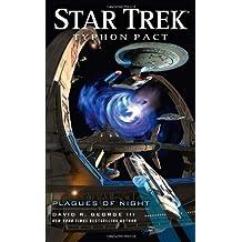 Typhon Pact: Plagues of Night (Star Trek) by David R. George III (2012-05-29)